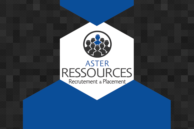 AsterRessources::Logo, Cartes d'affaires